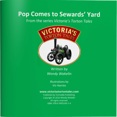 Pop Comes to Sewards' Yard Page 1