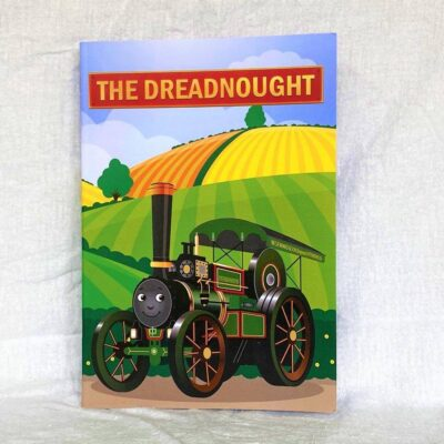 Victoria's Torton Tales The Dreadnought Notebook