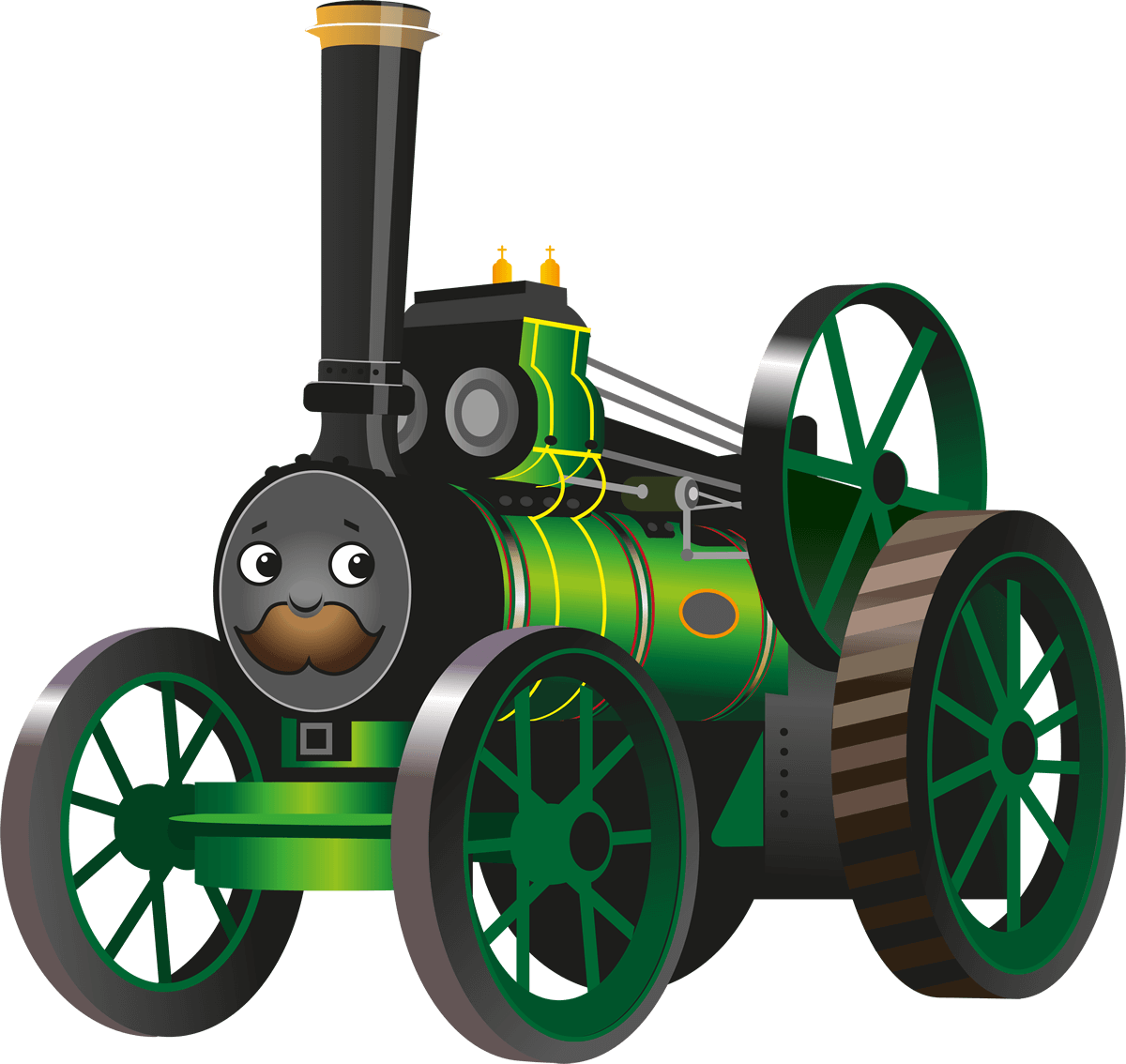 Albert the Traction Engine