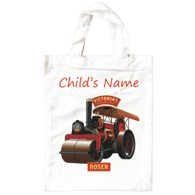 Roser Child's Name Small Book Bag