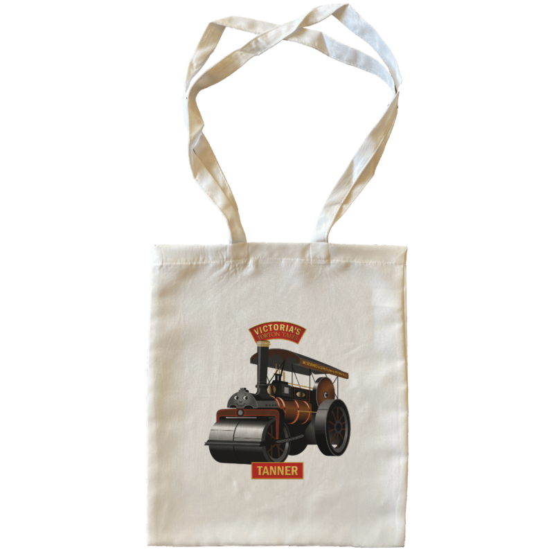Tanner Plain Large Tote Bags